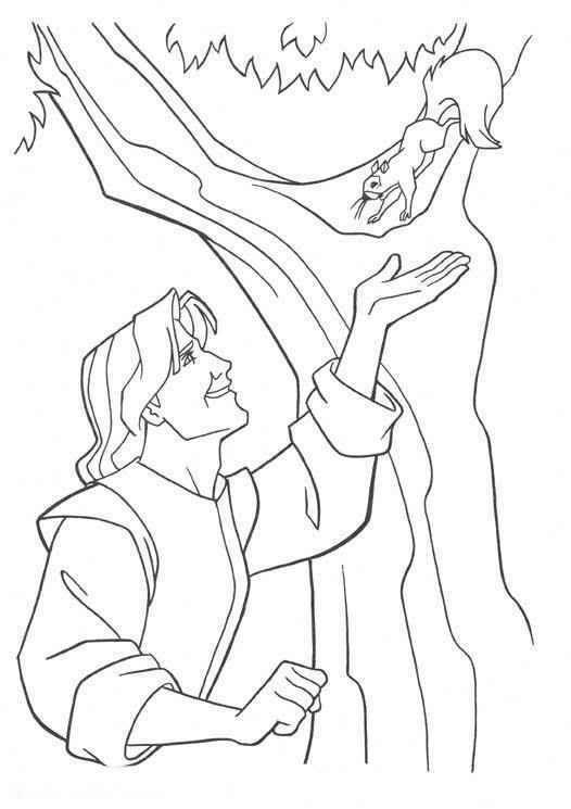 Coloring Pages For John