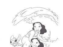 Lilo & Stitch de Disney